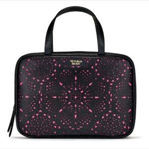 Victoria's Secret Bags - Victoria's Secret Laser Cut Jetsetter Travel Case